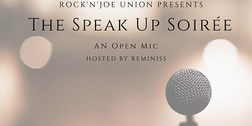 The Speak Up Soiree    Host by Reminiss