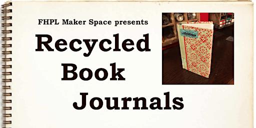 Make a Journal at FHPL