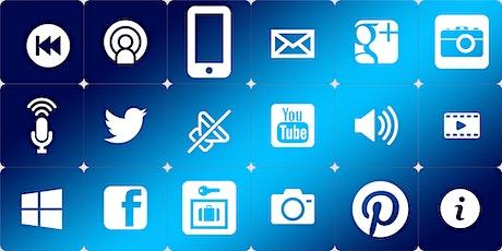 Understanding Social Media for Business  tickets