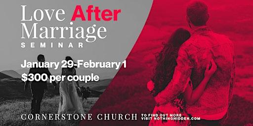 Love After Marriage Workshop