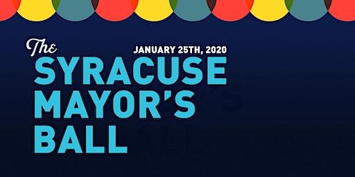The Syracuse Mayor's Ball