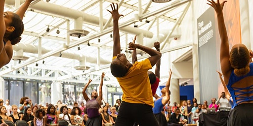 Animate Space with Debbie Allen Dance Academy DADA Ensemble