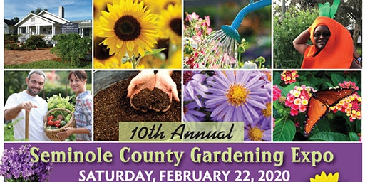 2020 Seminole County Gardening Expo