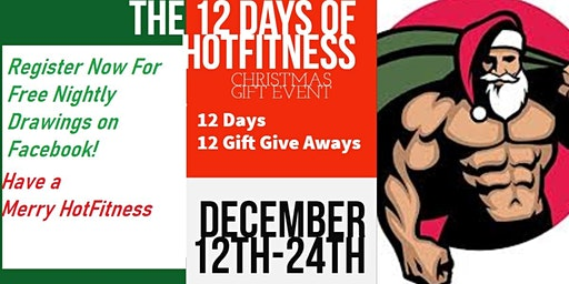 12 Days of Hot Fitness