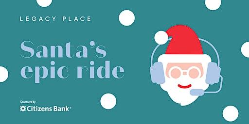 Santa's Epic Ride