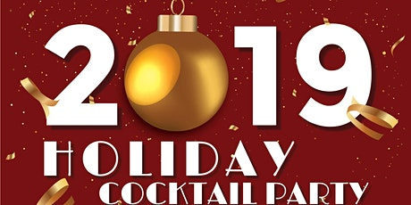 Kimberlee & Tashia's Holiday Cocktail Party tickets