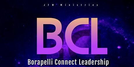 Borapelli Connect Leadership tickets
