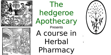 A Course in Herbal Pharmacy tickets