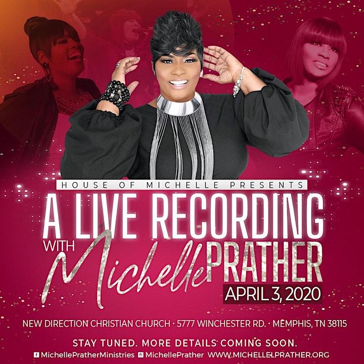 Michelle Prather Live Recording image