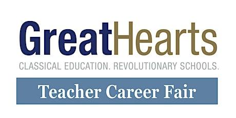 Great Hearts Arizona Teacher Career Fair tickets