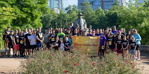 Austin:Tillman Honor Run