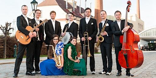 Swinging to Freedom: Pilsner Jazz Band