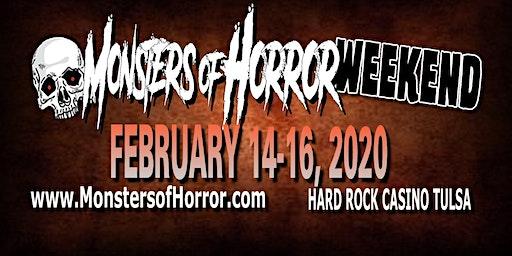 Vendors - Monsters of Horror