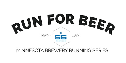 Beer Run - 56 Brewing | 2020 Minnesota Brewery Running Series