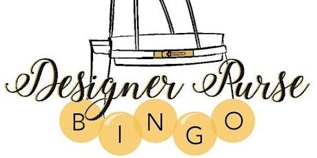 Odyssey Designer Purse Bingo  tickets