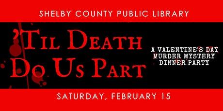 Valentine's Day Murder Mystery Dinner tickets