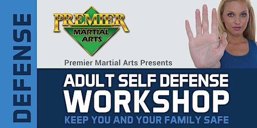 KU Graduate: Self Defense Workshop