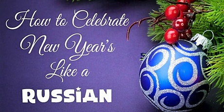 Russian Old New Year Party tickets