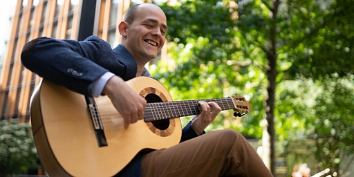 Music - Thomas Henbury Guitar  a self hosted concert at the Croft Hall