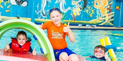Goldfish Swim School Superior Grand Opening Party!
