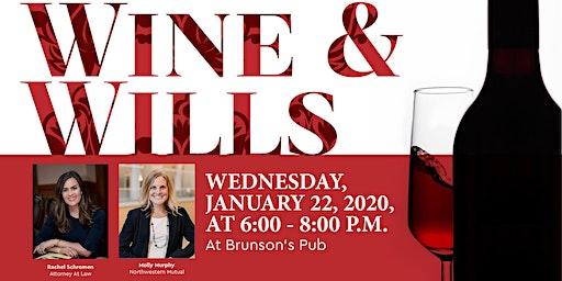 Wine & Wills