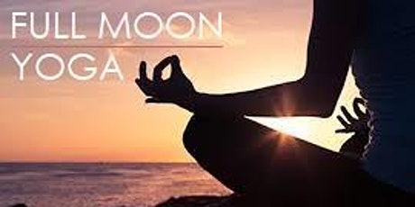 Full Moon Yoga - Energize, Restore, Reflect tickets