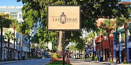 Las Olas Walking Tour - with the Dragonfly Expeditionary Club - Saturday 3/28/20 from 1:00pm-3:30pm tickets