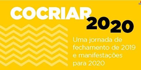 COCRIAR 2020 ingressos