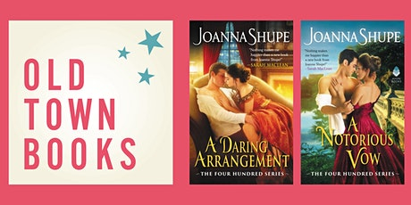Bad Romance Book Club: A Daring Arrangement/A Notorious Vow by Joanna Shupe tickets
