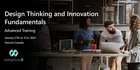 Design Thinking and Innovation Fundamentals tickets