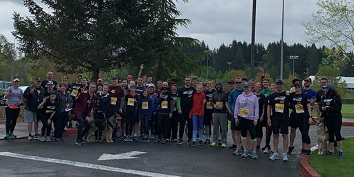 Portland:Tillman Honor Run