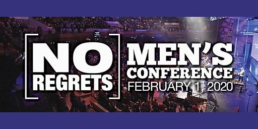 No Regrets Men's Conference 2020 at Marquette Community Church