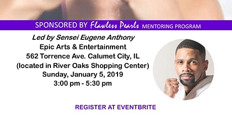 Self Defense Workshop for Young Women 14-23yrs presented by Flawlesspearls tickets
