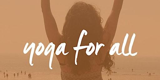 Gentle Yoga, Beginners (MUST RESERVE)
