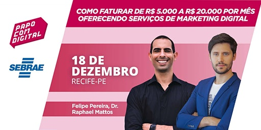 Fature de R$ 5.000 a R$ 20.000 por mês com serviços de marketing digital