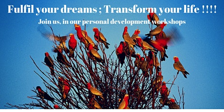 Personal Growth & Development - Improving Our Current Reality tickets