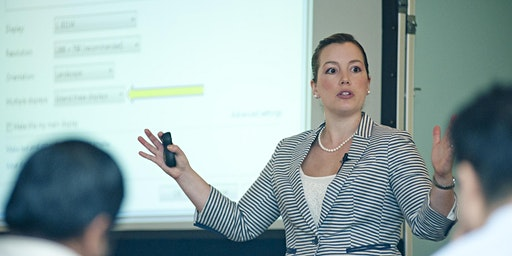 Melissa Marshall: Pitch Your Research in 60 Seconds