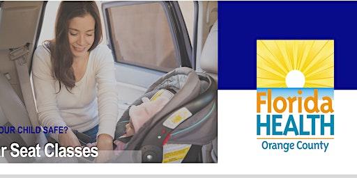 Safe Ride 4 Babies - Spanish - Ocoee Services Center