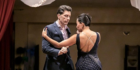 Argentine Tango Classes with Felipe and Ayano tickets