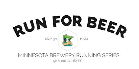 Beer Run - 10K Brewing | 2020 Minnesota Brewery Running Series tickets