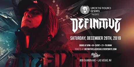 Underground Events Presents: MADHAUSE HQ w/ DEFINITIVE ingressos