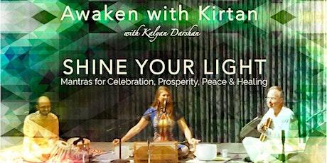 Awaken with Kirtan - February  2020 tickets
