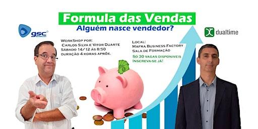 """Workshop """"A fórmula das vendas"""""""