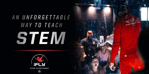 STEM Educators Open House at iFLY/Jan.23rd