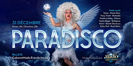 Paradisco-Party du nouvel an! billets