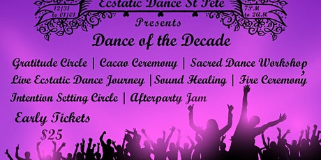 Dance of the Decade tickets