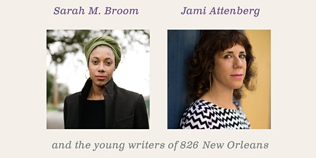Origin Stories featuring Sarah M. Broom and Jami Attenberg tickets