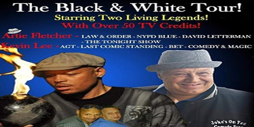 Comedy With Artie Fletcher & Kevin Lee