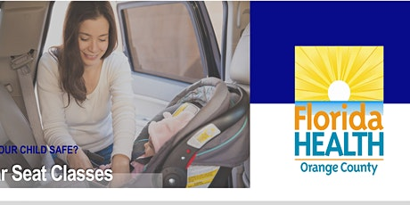 Safe Ride 4 Babies - English - Ocoee Services Center tickets