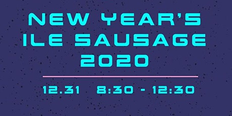 New Years at Île Sauvage Brewing Co. tickets